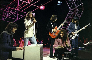 DEEP PURPLE Studio Live